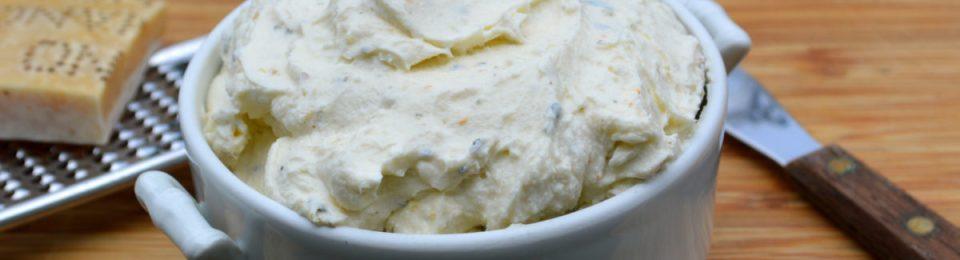 Boursin Spread {Garlic & Herb}