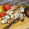Marinated Turkey Tenderloin
