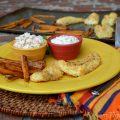 Parmesan Crusted Homemade Fish Sticks