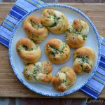 Parmesan Herb Knots