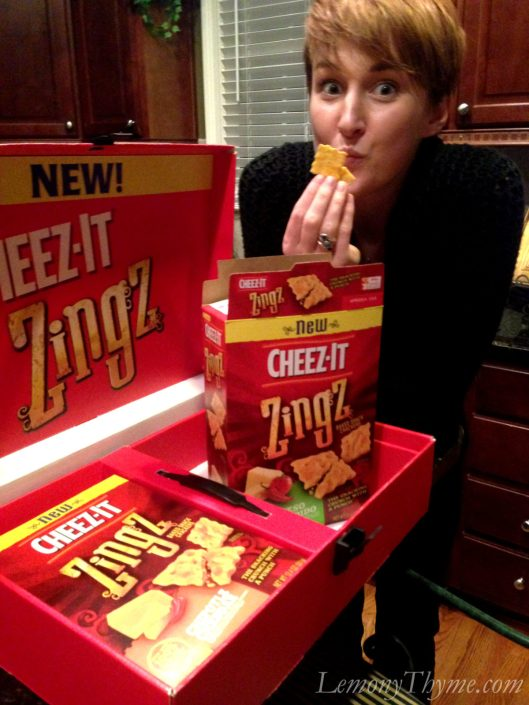 CheezIt Zings Shelby