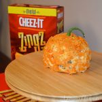 Chipotle Smoked Cheddar Cheese Ball {with Bacon & Jalapeno}