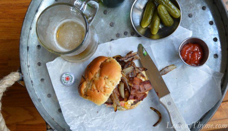 Isle of Palms Burger