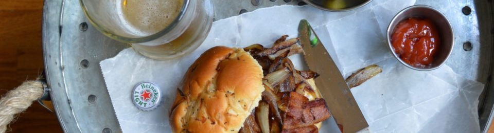 Isle of Palms Burger