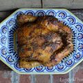 Mardi Gras Whole Roasted Chicken