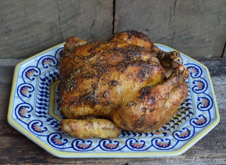 Mardi Gras Whole Roasted Chicken1