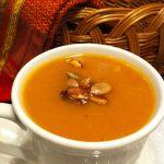Pumpkin Acorn Squash Soup
