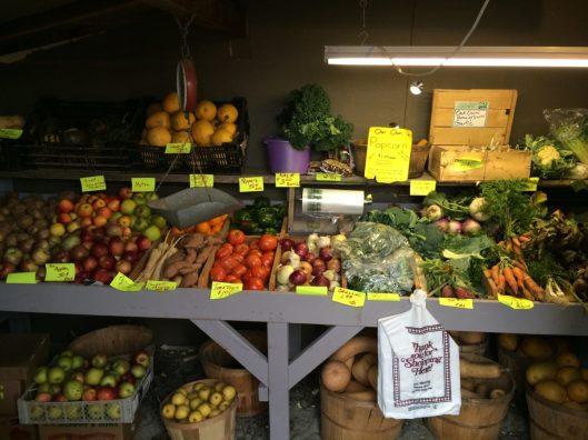 Fresh Farmstand Produce