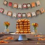 Pumpkin Torte