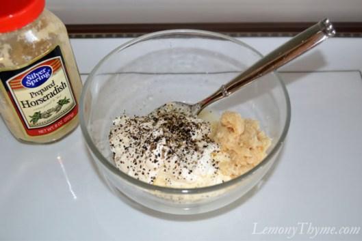 Horseradish Sauce1