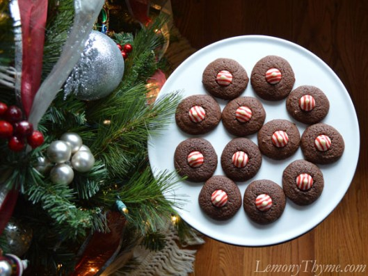 Santa Kisses Cookies