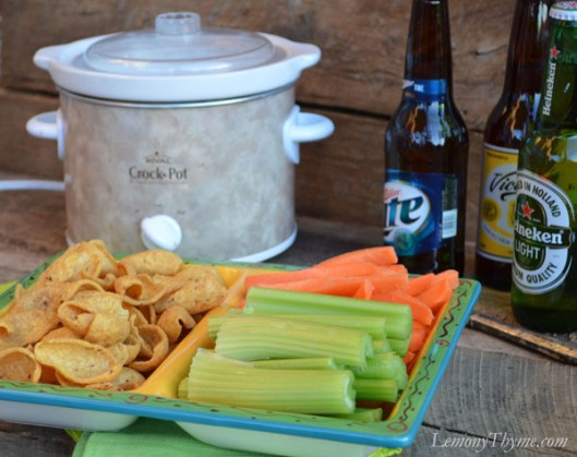 Crock Pot Buffalo Dip