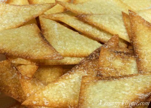 Wonton Chips1