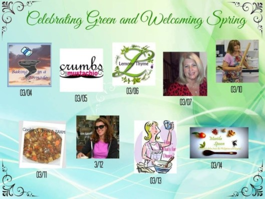 Celebrating Green and Welcoming Spring