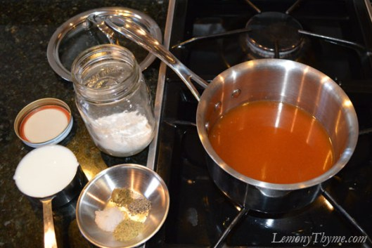 Homemade Cream of Chicken Soup Condensed1