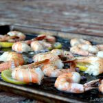 Italian Herb & Lemon Roasted Shrimp
