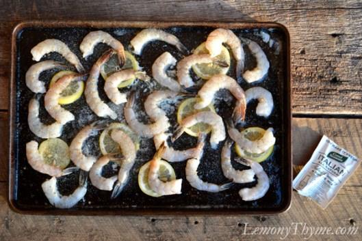 Italian Herb & Lemon Roasted Shrimp4