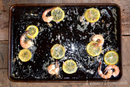 Italian Herb & Lemon Roasted Shrimp6