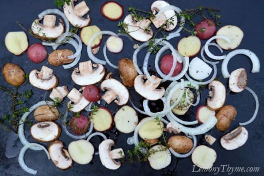 Mushroom & Thyme Truffled Grilled Cheese Sandwich4