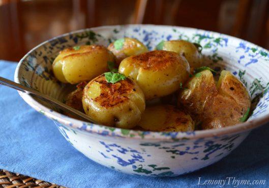 Pepin Potatoes from Lemony Thyme