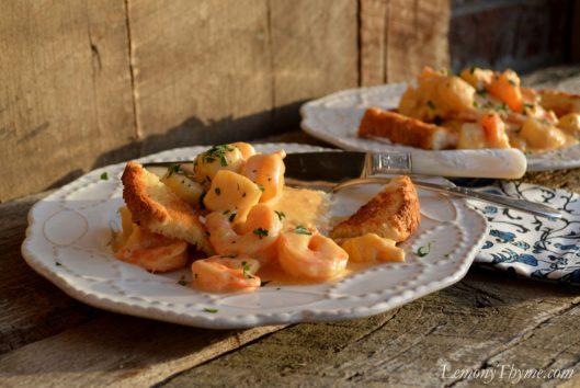 Seafood Newburg2