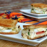 Tuna Melt Grilled Cheese Sliders4