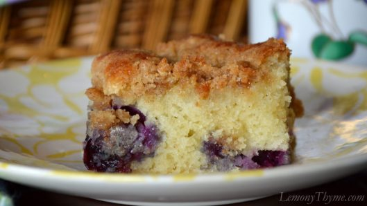 Blueberry Coffee Cake6
