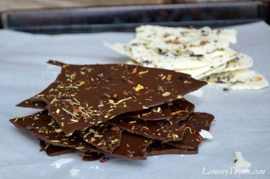 Chocolate Tea Bark