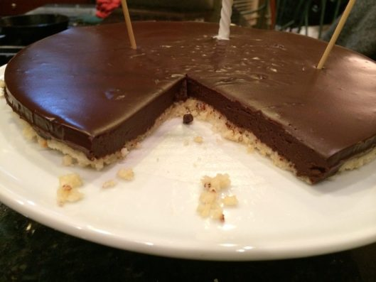 Chocolate Truffle Torte with Macadamia Crust4