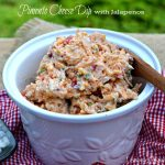 Pimento Cheese Dip with Jalapenos from Lemony Thyme