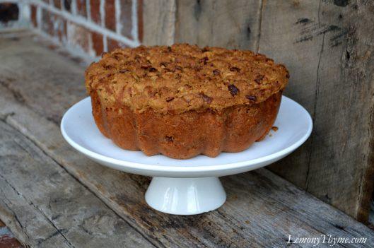 Sweet Potato Praline Cake2