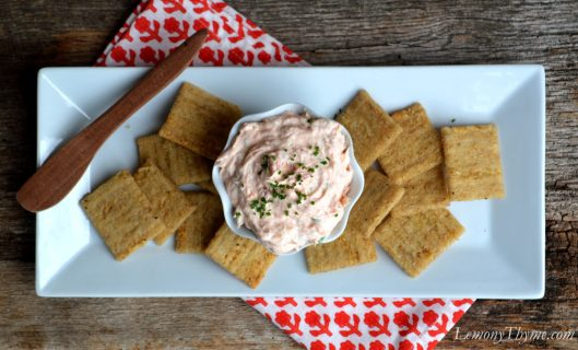 Smoked Steelhead Trout Dip1