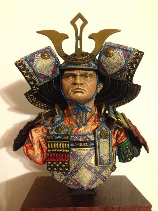 The Samurai ~ by Chris Fontenot