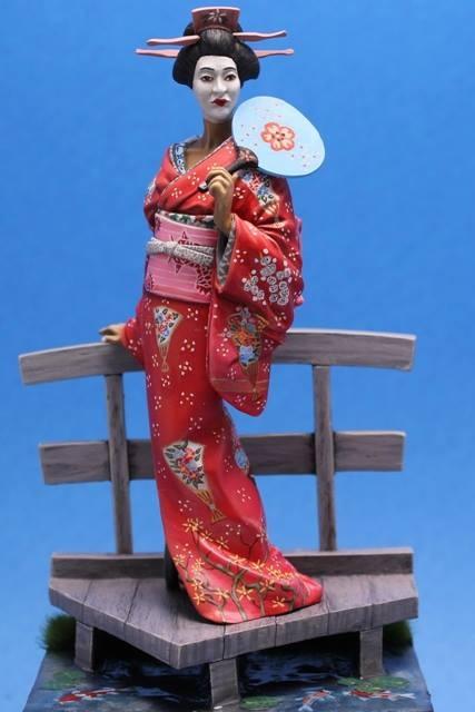 Geisha ~ by Chris Fontenot