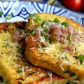 Parmesan & Herb Savory French Toast5