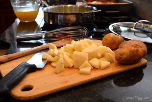 Potato Leek Soup3