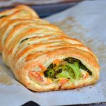 Cheesy Chicken & Broccoli Puff Pastry