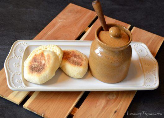 Homemade English Muffins | LemonyThyme.com