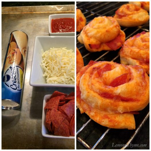 Pepperoni Pizza Crescent Pinwheels1