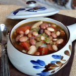 Loaded Bean Soup
