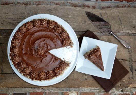 Ferrero Rocher Cake6