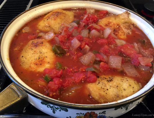 Chicken Cacciatore5