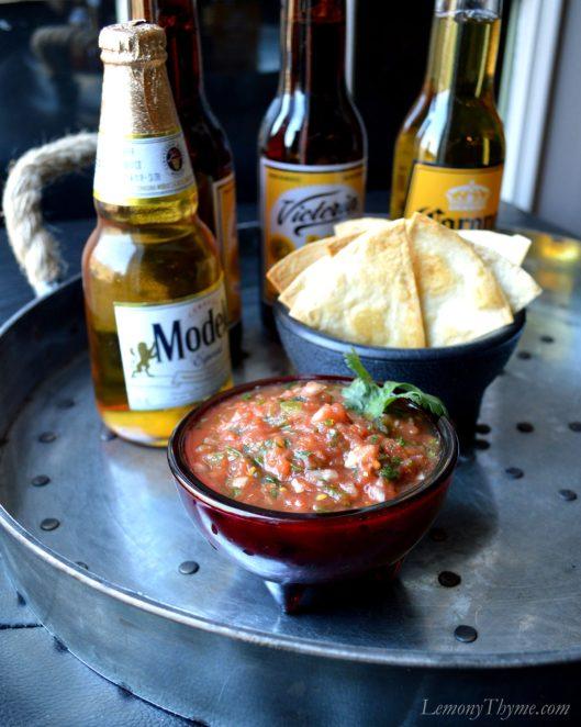 Restaurant Style Salsa1