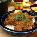 Chili Gumbo a Mardi Gras Celebration