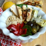 Mediterranean Lunch Bowl