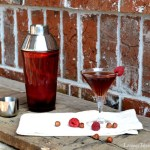 Nuts & Berries Martini