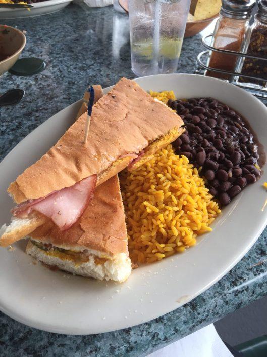 La Fonda Cuban Sandwich