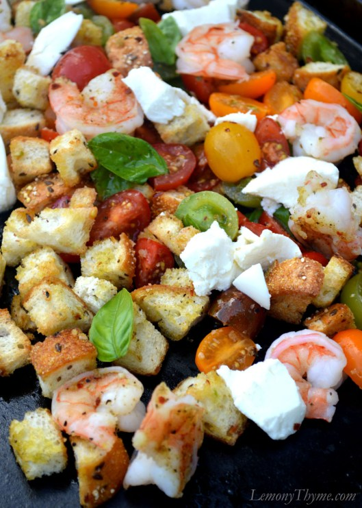 Caprese Panzanella with Shrimp2