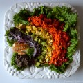 Rainbow Southwest Salad