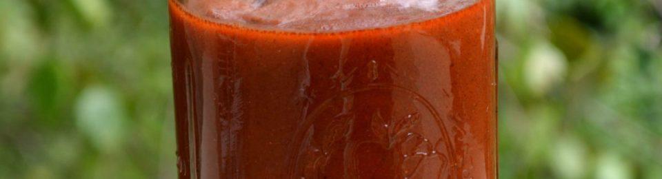 Homemade Enchilada Sauce | LemonyThyme.com